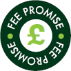 Our fee promise