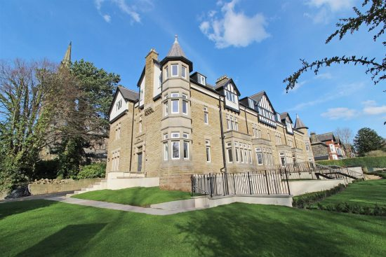 Apartment 4, The Balmoral, Kings Road, Harrogate