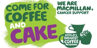 2019 – Macmillan Coffee Morning