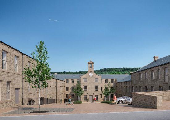 Glasshouses Mill, Glasshouses, Harrogate