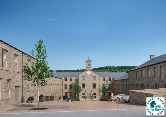 2 Glasshouses Mill, Glasshouses, Harrogate