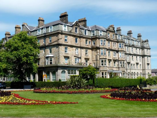 Prince Of Wales Mansions, York Place, Harrogate